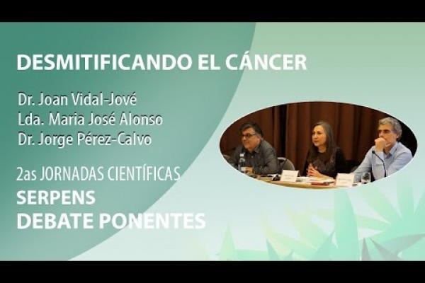 Embedded thumbnail for Desmitificando el cáncer