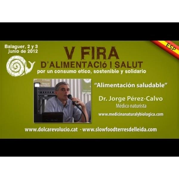 Embedded thumbnail for Alimentación saludable